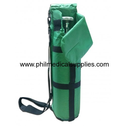 Oxygen Bag W Sling For 5lbs Tank